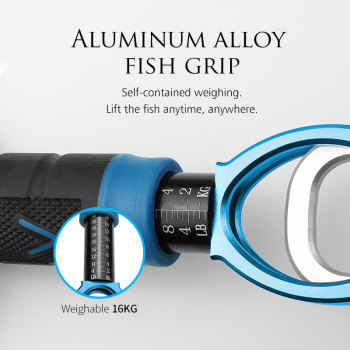 Linnhue aluminum alloy fishing pli