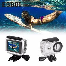 Esddi New Waterproof Housing Case Cover Shell Protector For EKEN H9 H9R H9SE A9 A8 Sports Action Video Camera Professional