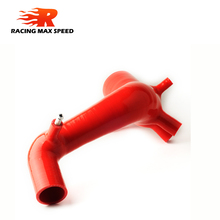 цена на Air intake turbo high temperature silicone radiator hose hose RED AND BLUE
