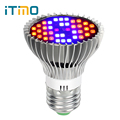 iTimo E27 Led Grow Light 30W 50W 80W Hydroponics System for Flower Plant AC85-265V iTimo