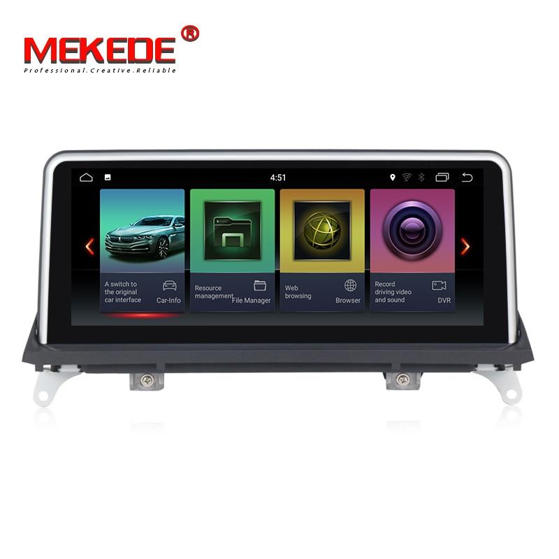 Хит продаж! Quad core 2 Гб Оперативная память 32 ГБ Встроенная Память автомобиля gps навигация Авторадио плеер для BMW X5 E70/X6 E71 (2007 2013) CCC/CIC системы
