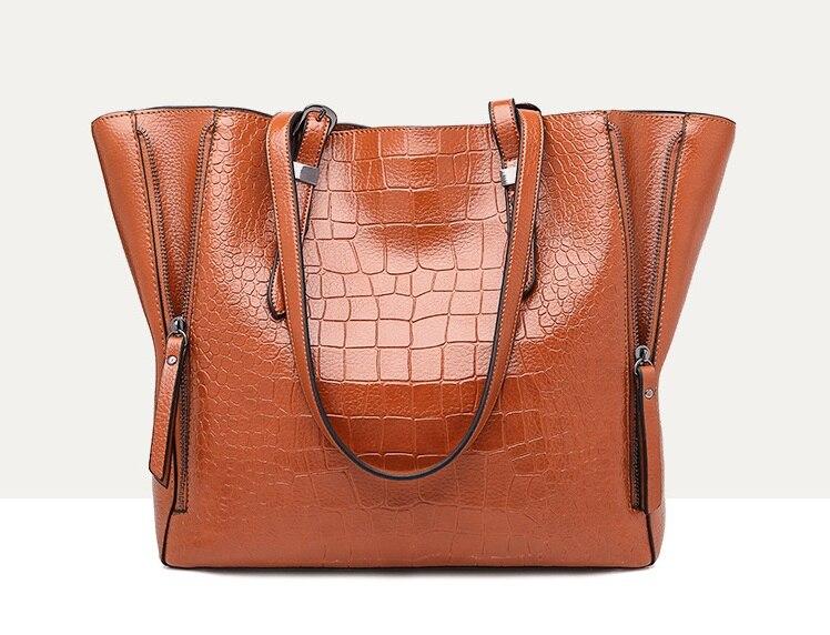 tote sacos do mensageiro feminino crocodilo saco n415