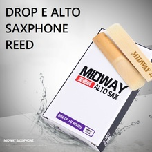 Free shipping alto sax reeds, E flat alto saxophone reed, high quality sachs accessories