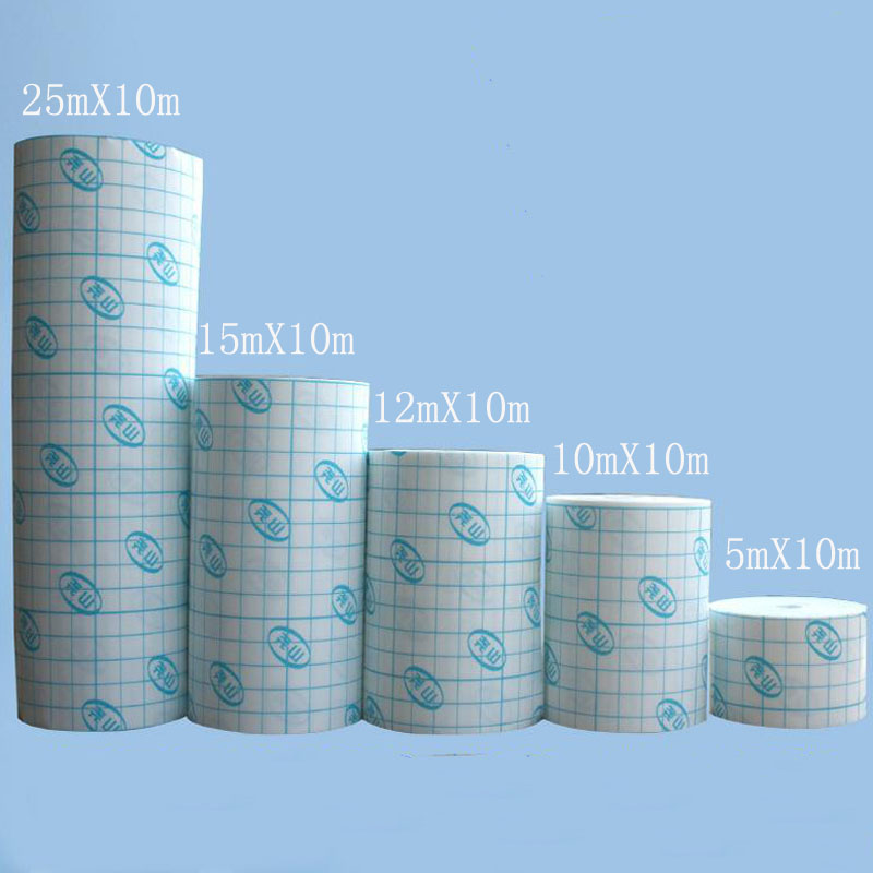 1 Roll Of Medical Non-woven Tape Paste Breathable Patch Bandage First Aid Hypoallergenic Wound Dressing Fixed Tape DBD001