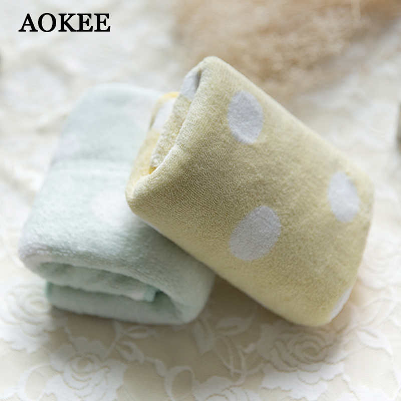 1 Piece Printing Face Towel for Women Men Portable Towel Rectangle 34x80cm Hotel Bathroom Towels Home Textile Factory Direct