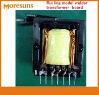 Fast Free Ship 5pcs Lot Rui Ling Model Welder Transformer Main High Frequency Transformer EER43X15 22
