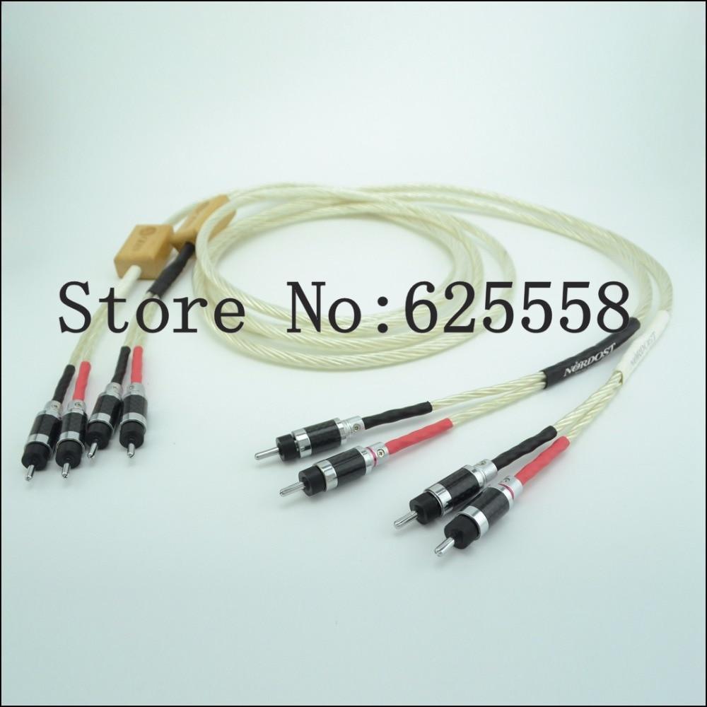 цена на Nordost  Odin Supreme Reference carbon fiber banana plug 2.5M loudSpeaker Cables