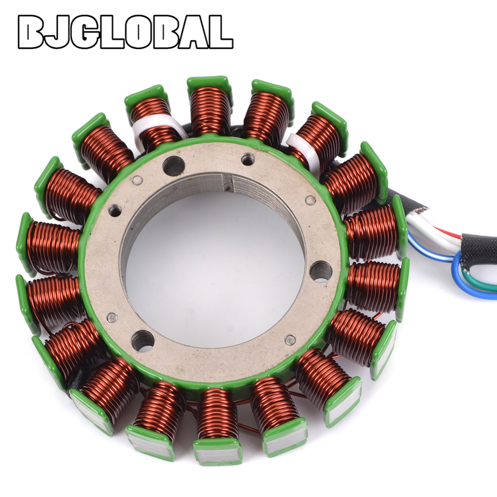 Image 4 - Motorcycle Magneto Stator Coil Generator For Yamaha YFM350X Warrior YFM350R RAPTOR 350 5NF 81410 00 YFM350FX 4x4 Wolverine 350-in Motorbike Ingition from Automobiles & Motorcycles