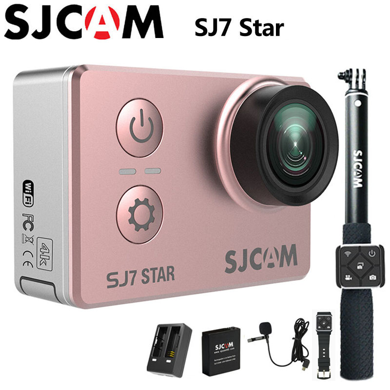 Original SJCAM SJ7 Star Action Camera Sports DV 4K 30fps Ultra HD Ambarella A12S75 2