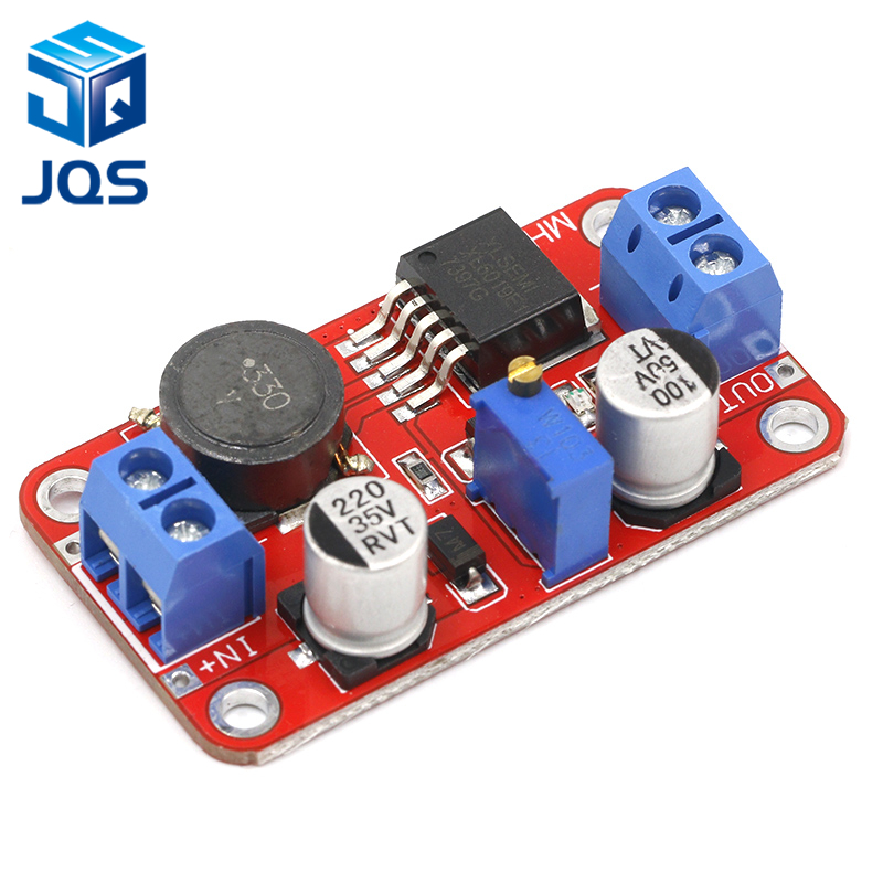 DC-DC Power Supply Module Boost Module Step-up Voltage Converter Voltage Regulator XL6019 Adjustable Output