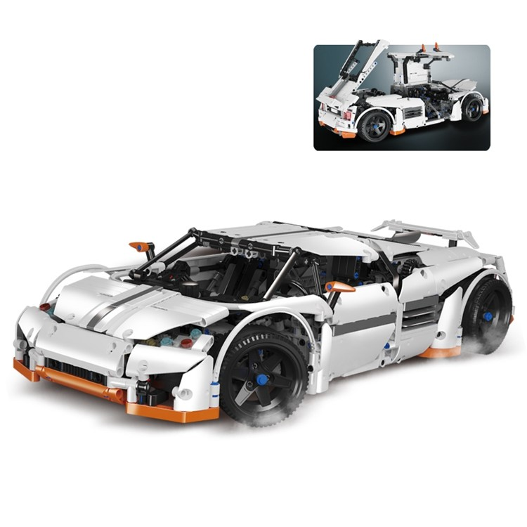 Lepin 20052 the Predator Supercar Set MOC-2811 DIY Building Blocks Bricks Children Educational Toy Christmas Gift Lepin Technic building blocks stick diy lepin toy plastic intelligence magic sticks toy creativity educational learningtoys for children gift page 6