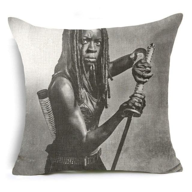 The Walking Dead Style Pillowcase