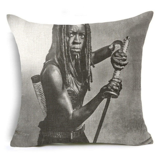 The Walking Dead Style Pillowcase
