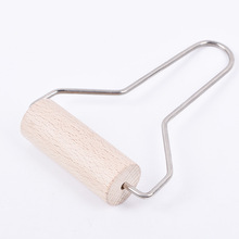 Mud-Tool Roller-Axis Art-Painting Wood Plastic Knife-Rolling Round Clay Ware Direct-Sale