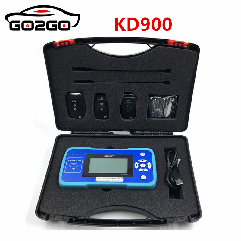 Hot Sale KEYDIY Latest Original KD900 Remote Maker the Best Tool for Remote Control Frequency Tester,Auto Key Programmer-in Auto Key Programmers from Automobiles & Motorcycles