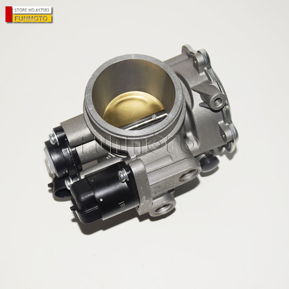 THROTTLE BODY THROTTLE VALVE OF HISUN <font><b>800</b></font> <font><b>UTV</b></font> image