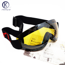 Professional Ski goggles snowboard goggles no-frame Spherical design skiing glasses ski glasses uv400