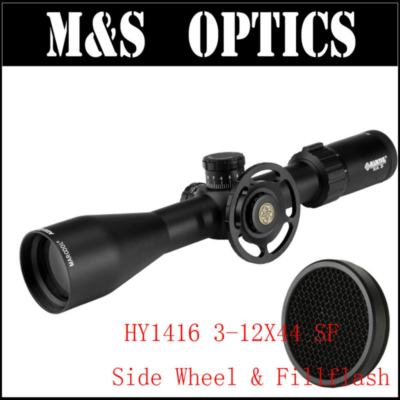 MARCOOL Optical Sight 3-12X44 4.5-18X44 ALT SFL Hunting Sights Riflescopes High Quality Rifle Scope For Airsoft Air Guns marcool 4 16x44 side focus front focal plane optical sights rifle scope hunting riflescopes for tactical gun scopes for adults