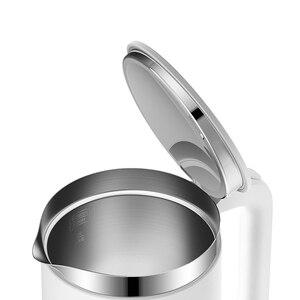 Image 3 - XIAOMI MIJIA bouilloire électrique intelligente contrôle de température constante cuisine bouilloire deau samovar 1.5L isolation thermique théière APP