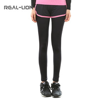 Women Yoga Pants Sport Fitness Running Sportswear Tights Quick Drying Compression Trousers Gym Slim Legging