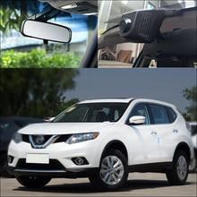 HD 1080P 1920*1080 car DVR camera wifi Hidden installation car dvr car video recorder high definition dvr For Nissan X-Trail