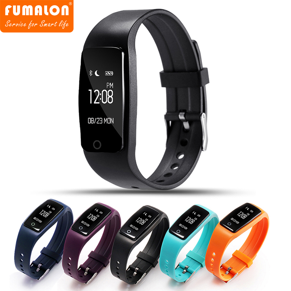 Smart Watch Heart Rate Monitor Pedometer Fitness Tracker Heart Rate IP67 Waterproof Smart Band Bracelet For