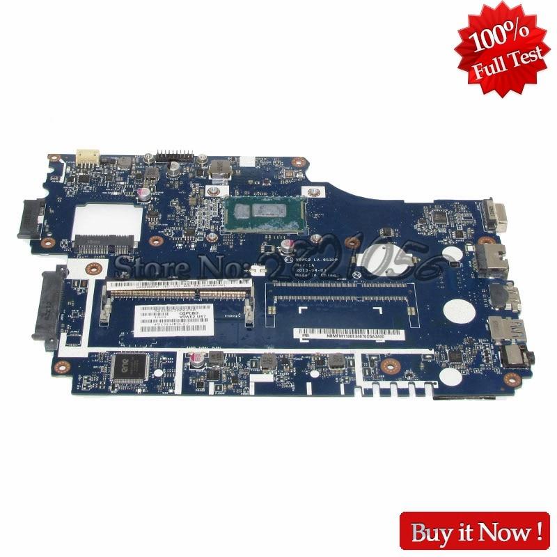 NOKOTION Laptop Motherboard For Acer Aspire E1 Series E1-532 Main Board NBMFM1100J NB.MFM11.00J V5WE2 LA-9532P 2957U 1.4GHZ цена
