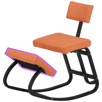 Sillas ergonómicas para oficina en casa equilibrio taburete de ...