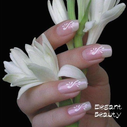 Online Shop Wholesale Nail Saloon Supplies 48 Styles Nail Art French