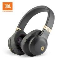 JBL E55BT Quincy Edition Headphone Detachable Remote Microphone Bluetooth Headphones Wireless Headset Over Ear Microphone