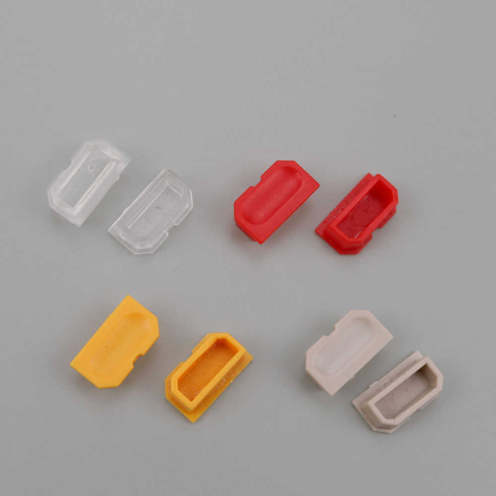 Image 5 - ChengHaoRan 50pcs Multicolor Dust Cover For Game Boy GB game Console Shell Dust Plug Plastic Button For DMG 001-in Replacement Parts & Accessories from Consumer Electronics