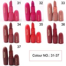 1pcs  Red Lips Matte Velvet Lipstick Pencil Cosmetic Long Lasting Lip Gloss Tint Pigment