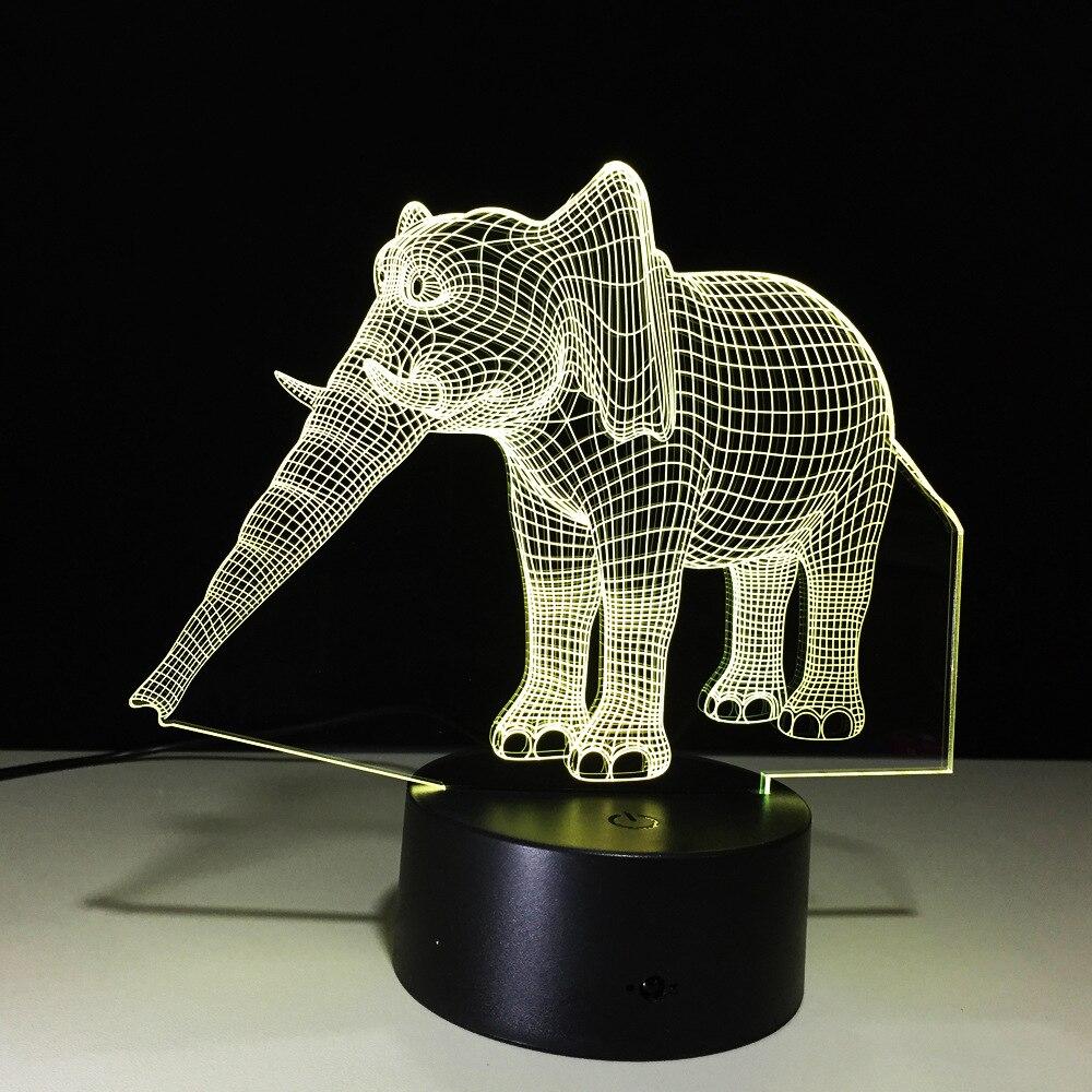 Buy led night lamp online india - Powerbank Closet Night Battery Lamp Motion Luminaria Led Night Light Novelty Elephant Usb Led Nightlight Baby