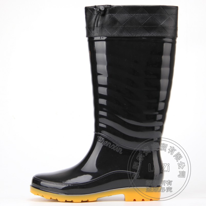 Farmland slip resistant water gum work canister mens for Best fishing boots
