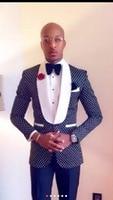 Latest Design Mens Suits Groom Tuxedos Groomsmen Wedding Party Dinner Best Man Suits Blazer (Jacket+Pants+Girdle+Tie) K:1599