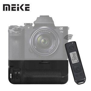 Meike MK-AR7II Vertical Battery Grip for Sony A7II as Sony VG-C2EM with 2.4G Wireless Remote Control