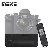 Meike MK AR7II Vertical Battery Grip for Sony A7II as Sony VG C2EM with 2.4G Wireless Remote Control