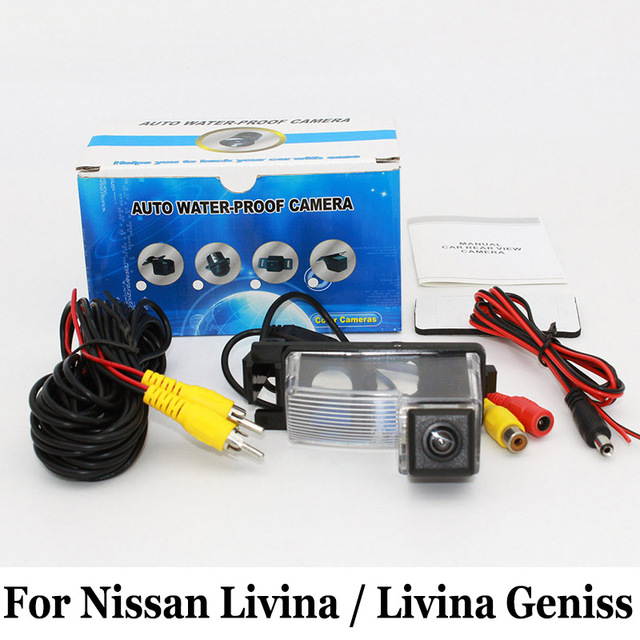 For Nissan Livina C Gear X Gear Grand Livina RCA AUX Wired Or