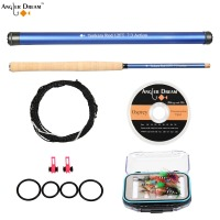 Angler Dream 12 13FT Classical Tenkara Fly Fishing Rod 7 3 ACTION Super Light Traditional Tenkara