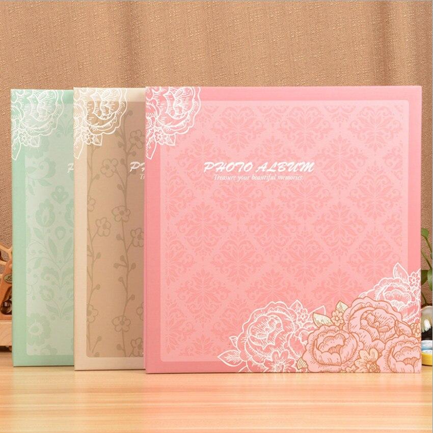 Wedding Album Diy Handmade Paste 5 6 12 Inch Film Personal Photo