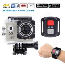 Free shipping!Full HD 4K SJ8000 170 Degree 16MP WiFi Sports Action Camera DVRw/Remote Control