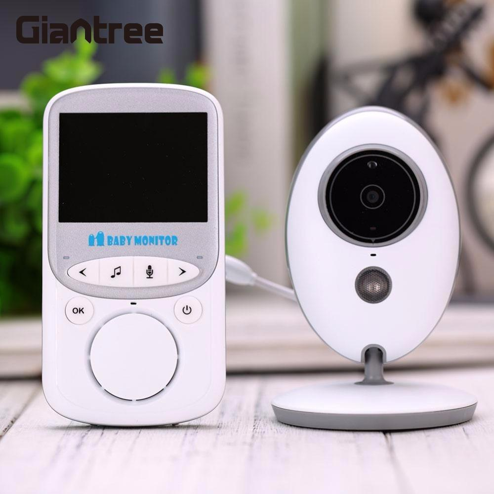 Giantree HD Two-way Audio Video Baby Monitor Wireless Camera Night Vision Viewer Cam 2 Way Talk Monitoring Babysitter wireless lcd audio video baby monitor security camera baby monitor with camera 2 way talk night vision ir temperature monitoring