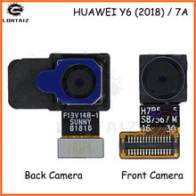 New original rear back main camera for Huawei Y6 2018/Y6 prime 2018 and Front