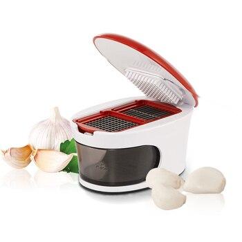 Utensilios de Cocina prensa de ajo Cocina Accesorio Knoflookpers rebanador cortador Mutfak...