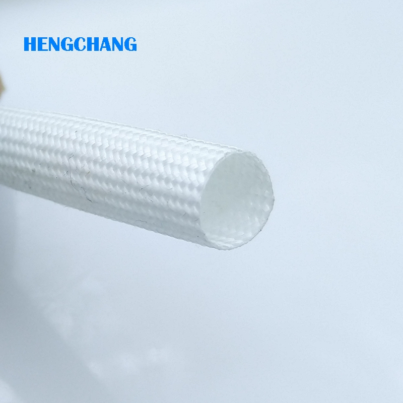 Free shipping 10M cable sleeve high temperature glass fiber ...