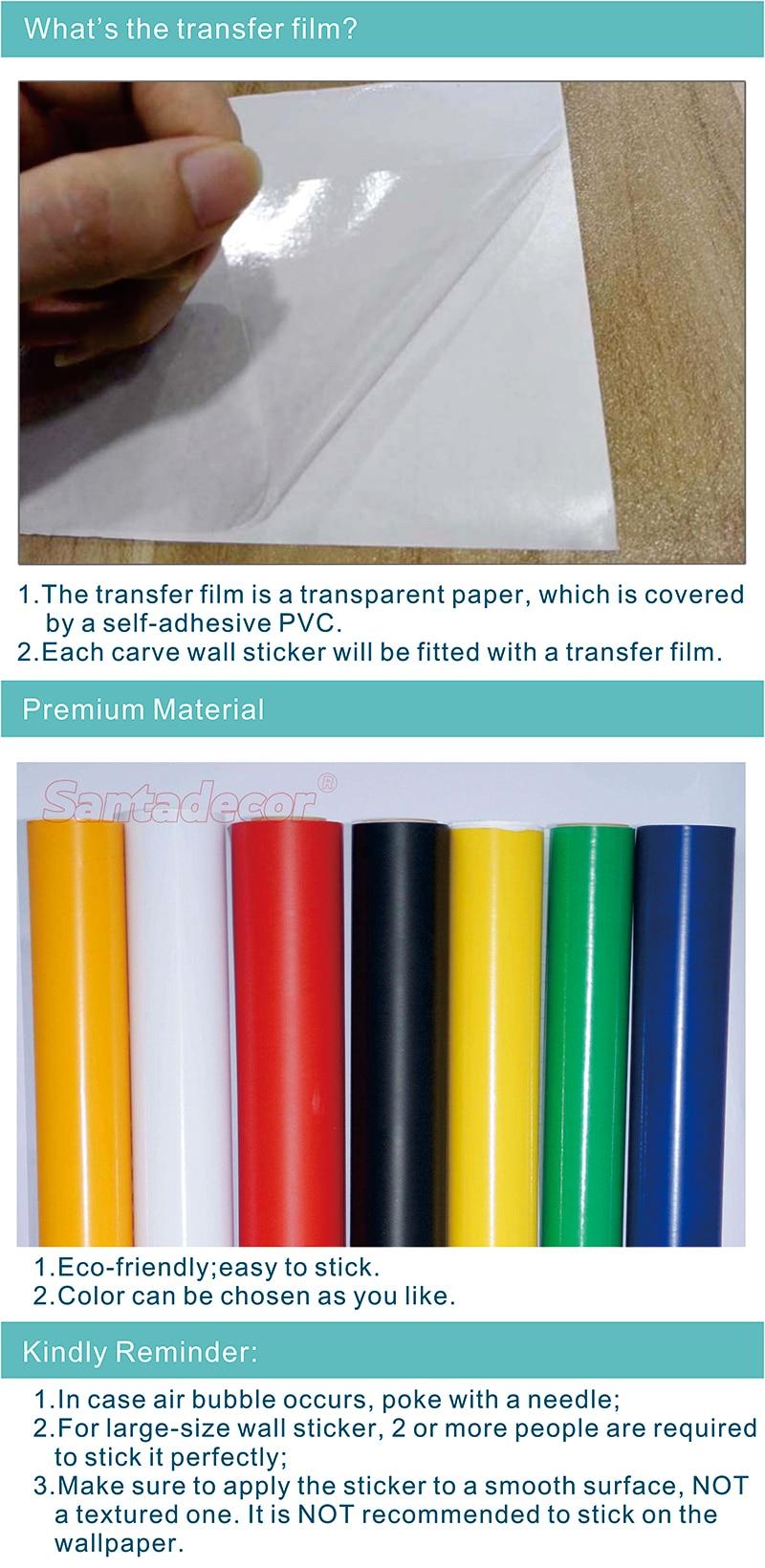5  material & film