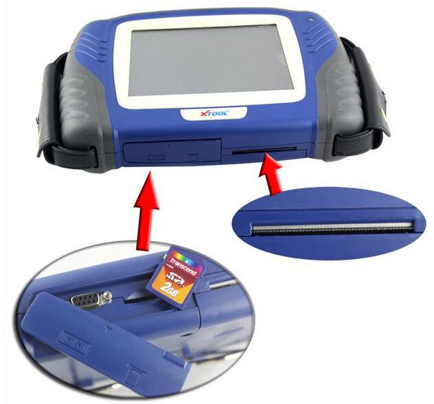 XTOOL PS2 GDS Gasoline Bluetooth Display-5