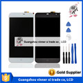 For Meizu MX3 Touch Screen Digitizer LCD Display Assembly White And Black+Tool+Free Shipping