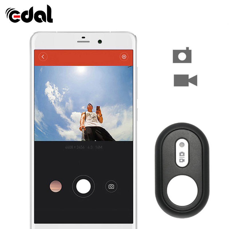 High Quality Bluetooth 4 0 Remote Controller for Xiaomi Yi 4K Camera Shutter for Xiaomi Yi
