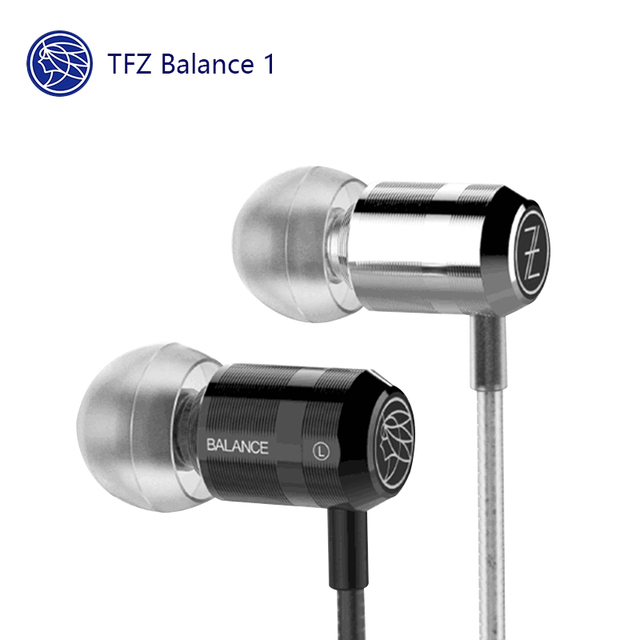 TFZ BALANCE 1 Balance1 Dynamic Wired Earphone Noise Isolating 3.5mm Earphone mobile phone universal In-Ear Earphone 1
